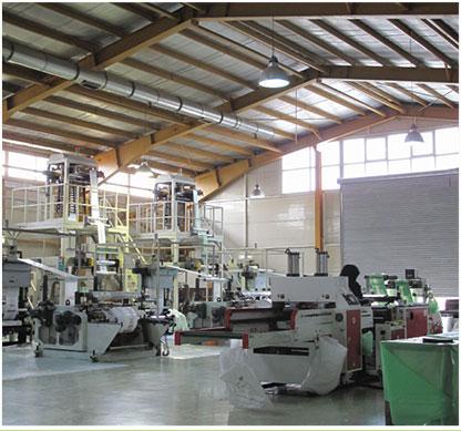 کارخانه تولیدی نایلون تجزیه پذیر