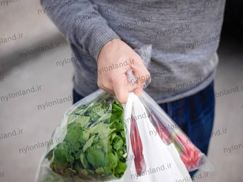 فروش نایلون گیاهی به صورت عمده