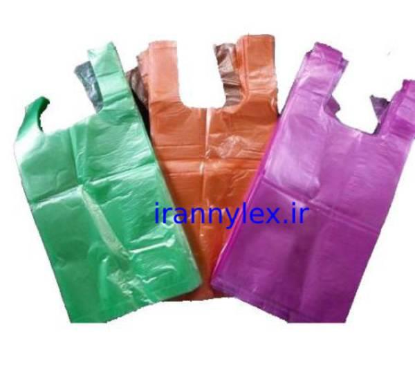 تولید کیسه پلاستیکی