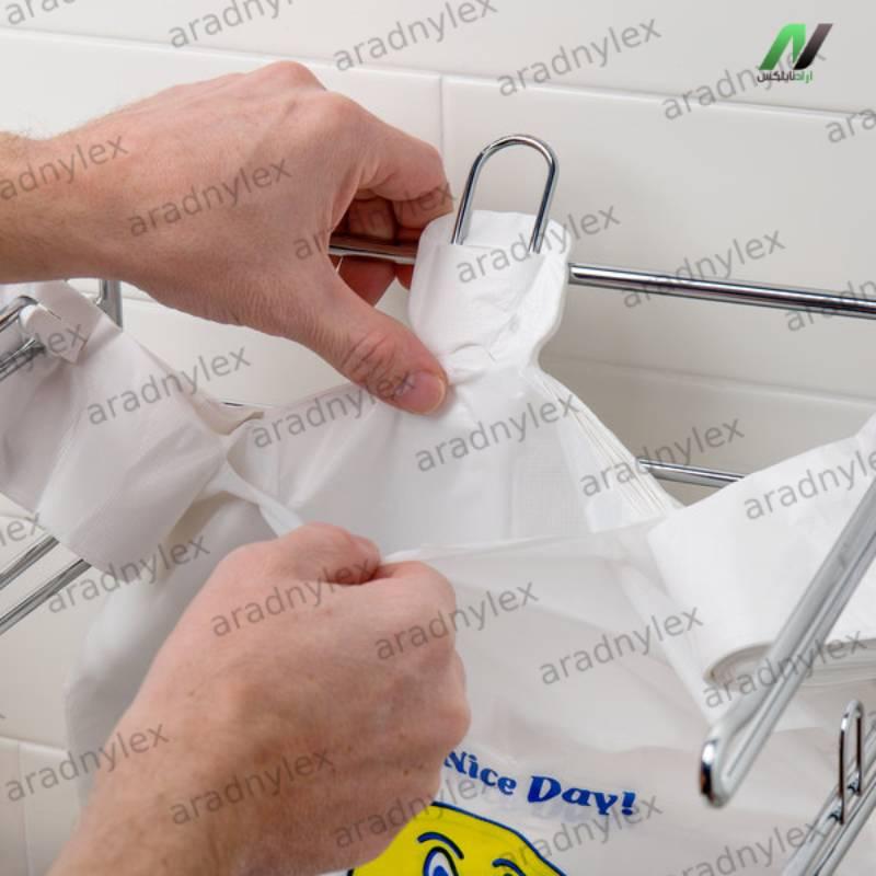 تولید پاکت پلاستیکی