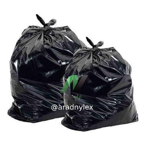 تولید کیسه زباله فله