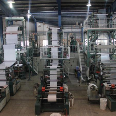 کارخانه های تولید نایلون و نایلکس