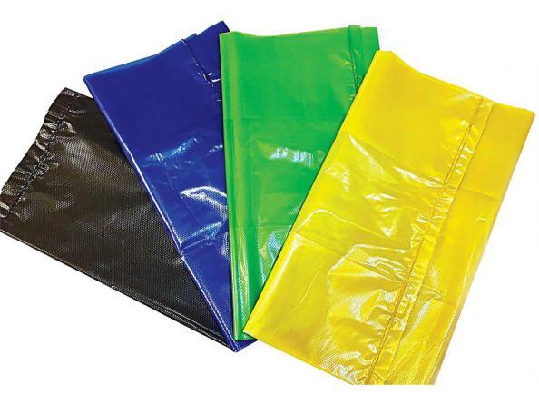 تولید انواع پلاستیک دسته دار کیلویی