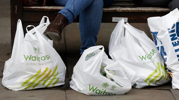 فروش انواع کیسه پلاستیکی کیلویی