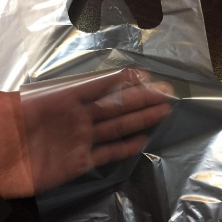 سایز بندی انواع کیسه فریزری